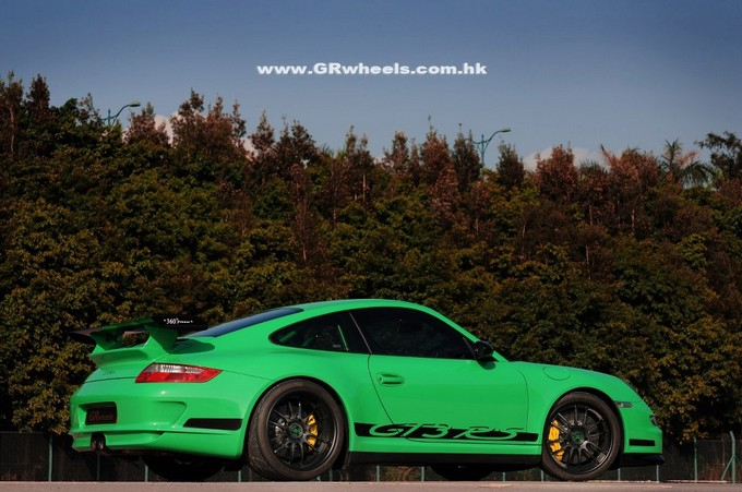 Porsche 997 GT3RS,wheel,grwheels