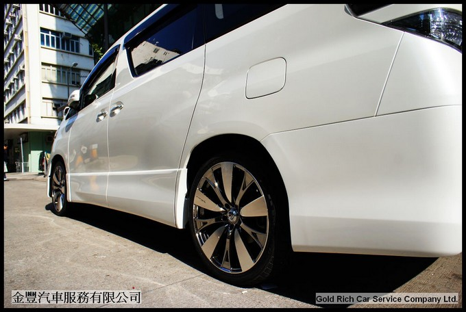 Toyota Velifire,wheel,grwheels