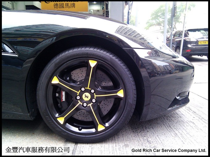 Ferrari California,wheel,grwheels