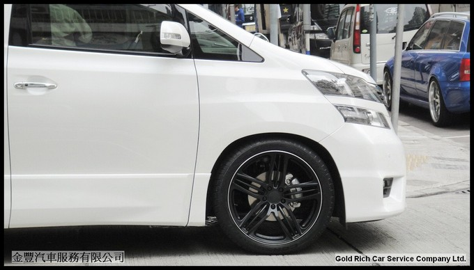 Toyota Alphard,wheel,grwheels
