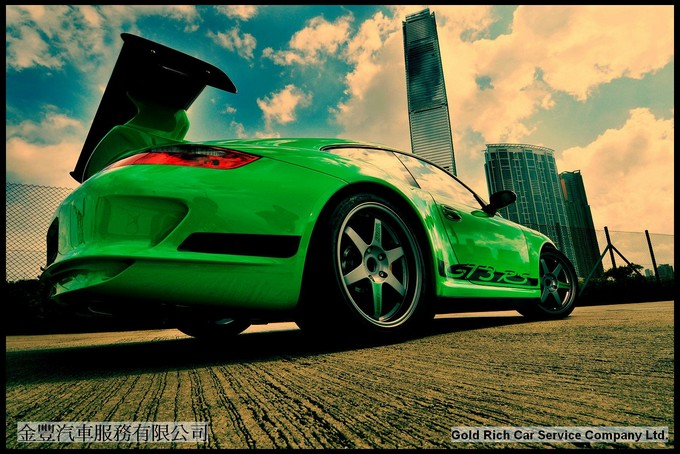 Rays TE37 Special Edition 19 inch with Michelin Sport Cup Porsche 997 GT3RS,wheel,grwheels