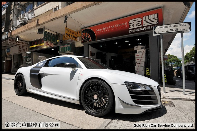 Audi R8GT 360 Forged Full carbon Only 1 in Hong Kong,Both Car and The Wheels!!,wheel,grwheels