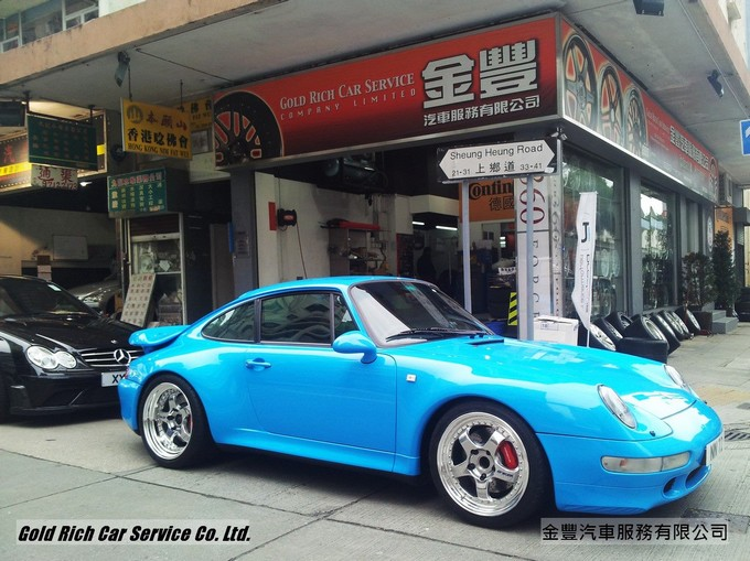 Porsche 993Turbo,wheel,grwheels
