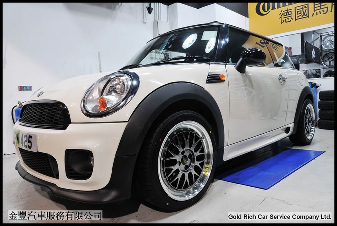 MINI,WHEEL,GRWHEEL,BBS LM Special Edition