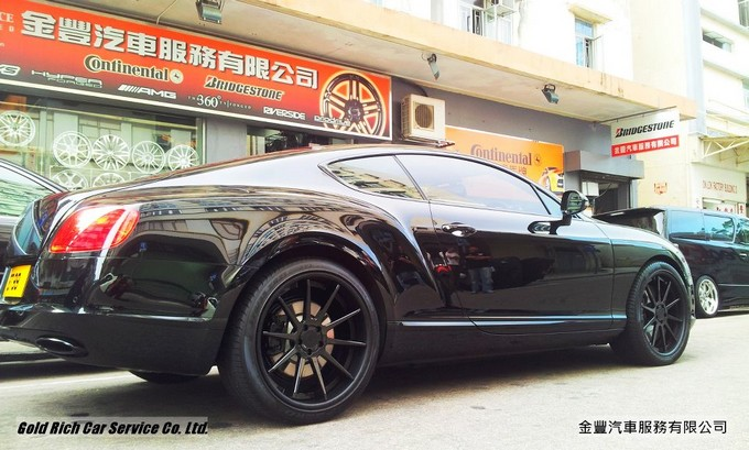 Bentley Continental Supersports ,360Forged, Concave SL10 ,21 inch, Carbon Center Disk with Matt Black Lip,wheel,grwheels