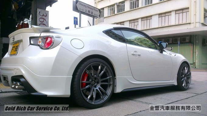 Toyota FT86,wheel,grwheels