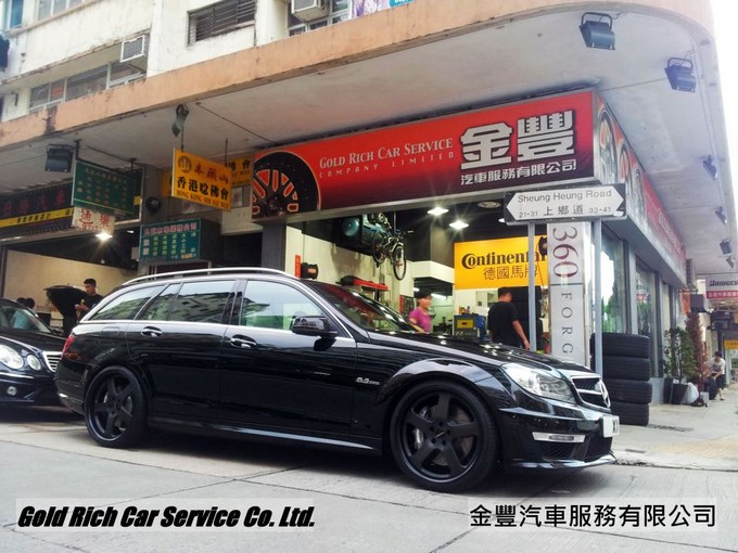 M.Benz C63,wheel,grwheels