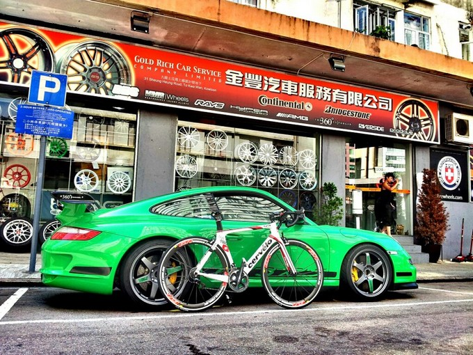 Porsche 997 GT3RS,wheels,grwheels